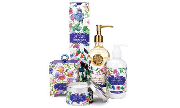 Michel Design Works home fragrance and beauty products